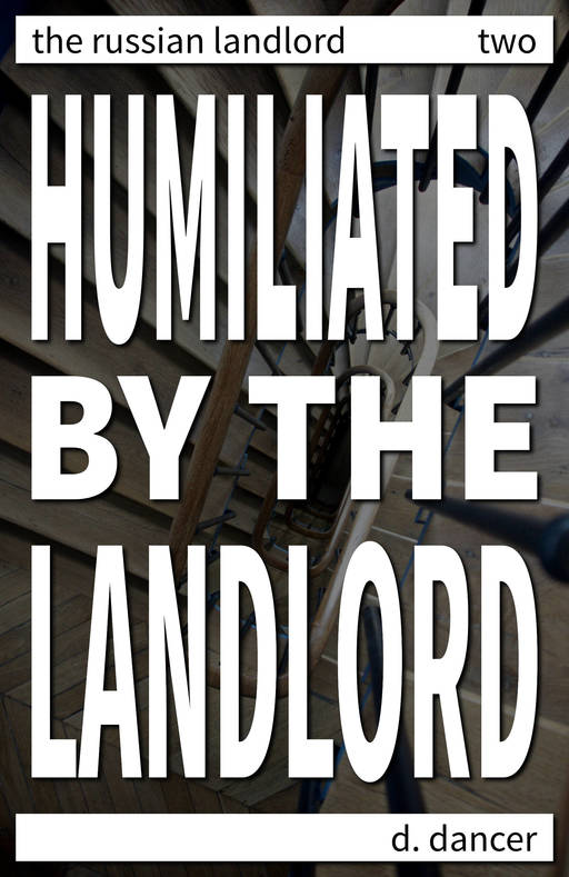 Humiliated by the Landlord cover