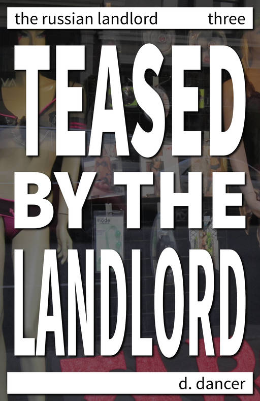 Teased by the Landlord cover